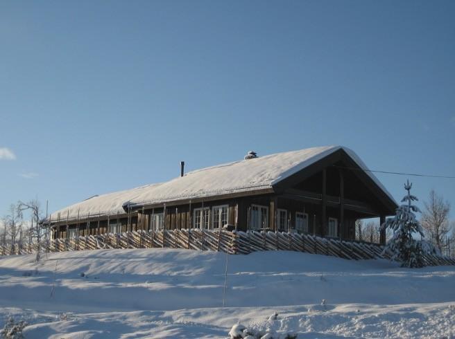 Lundes hytter