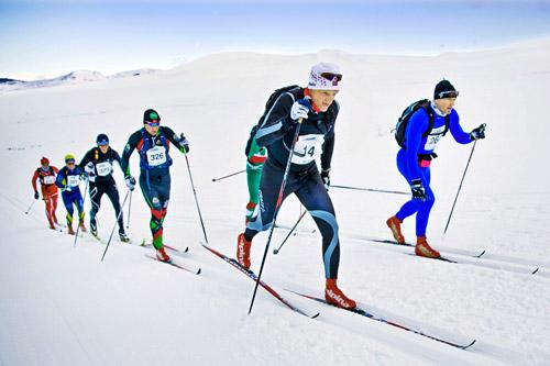 TrollSki Marathon fra Venabygdsfjellet